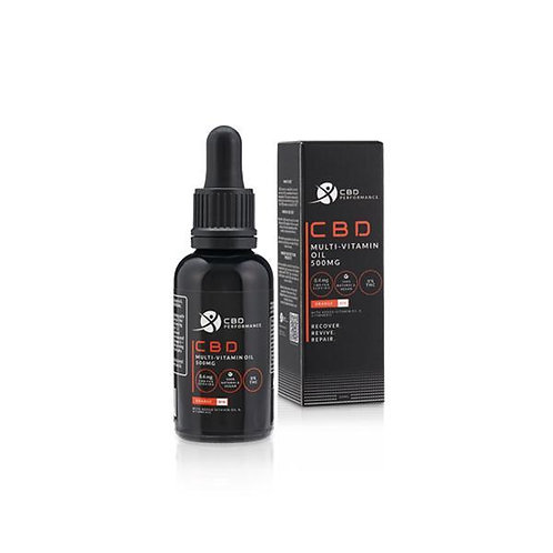 Performance Multi-Vitamin Oil 30ml