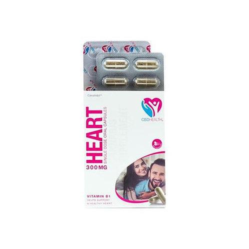 Canabidol 300mg  Oral Capsules 30 Caps - Coeur
