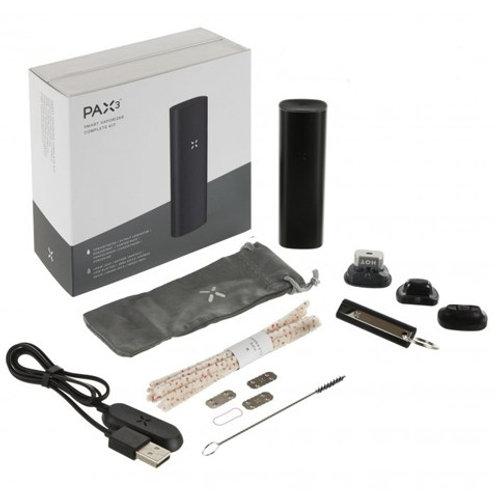 Vaporizer PAX 3 The Complete Kit Noir Mat