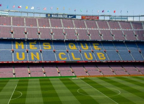 Sport :Nommer le Camp Nou de Barcelone au nom de la compagnie de cannabis de Mike Tyson