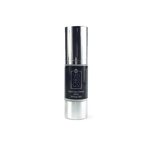 VB CO 30ml 100mg Night Face Cream