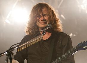 People : Dave Mustaine de Megadeth, la marijuana a aidé à ma guérison du cancer