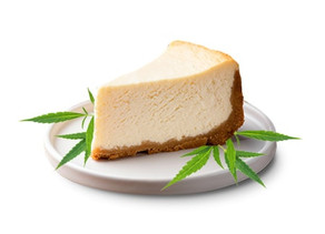 Cuisine :Le 420 New York Cheesecake ,Recette au cannabis