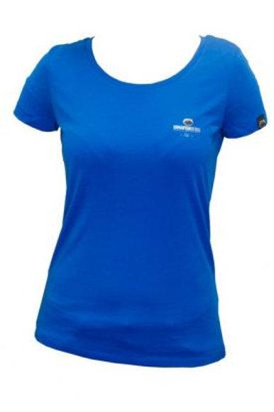T-shirt CBD Fille bleu