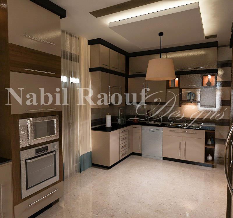 Ground Floor open kitchen-4