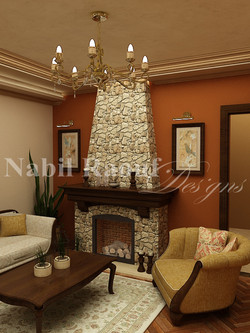 reception fireplace alt.3
