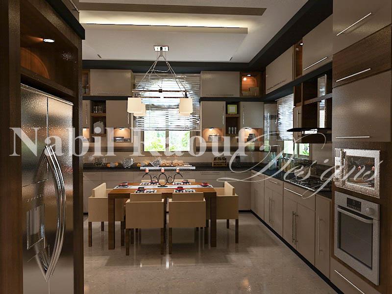 Ground Floor open kitchen-2