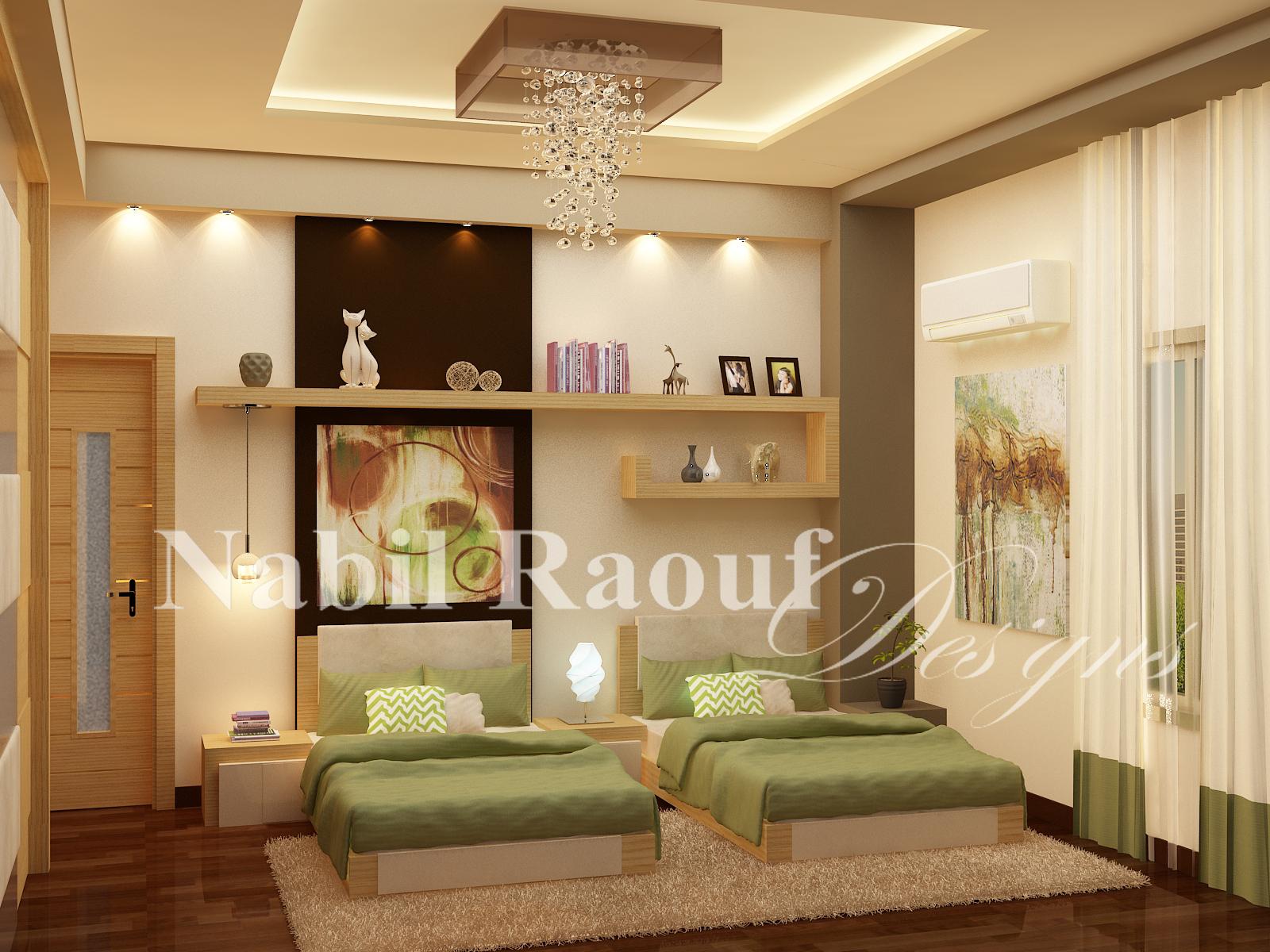Guest bedroom -1