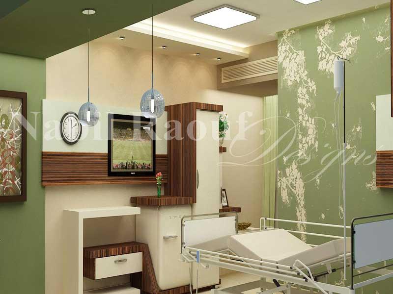 HOSPITAL ACOMMODATION ROOMS