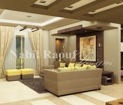 basement living area-2