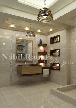master bath -1