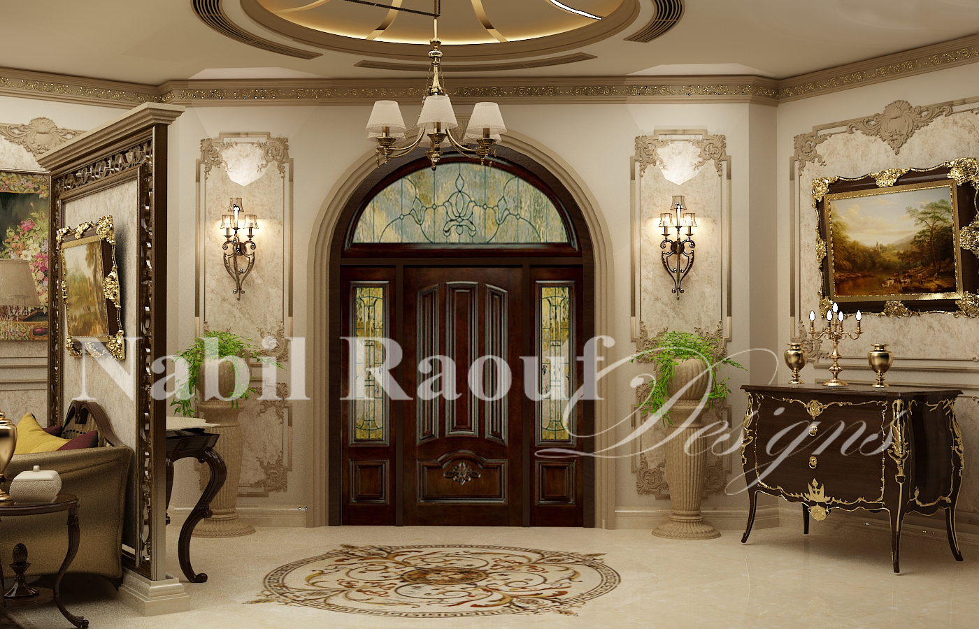 Ground Floor reception -3