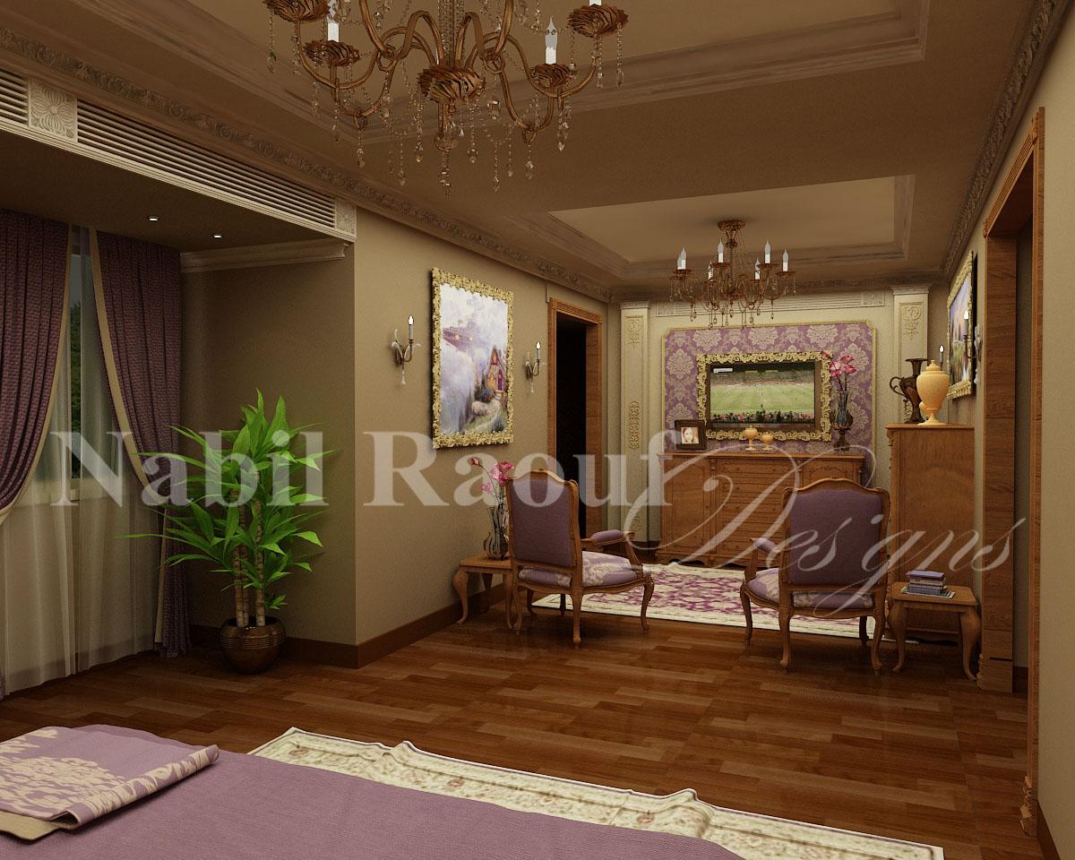 classic master bedroom-2