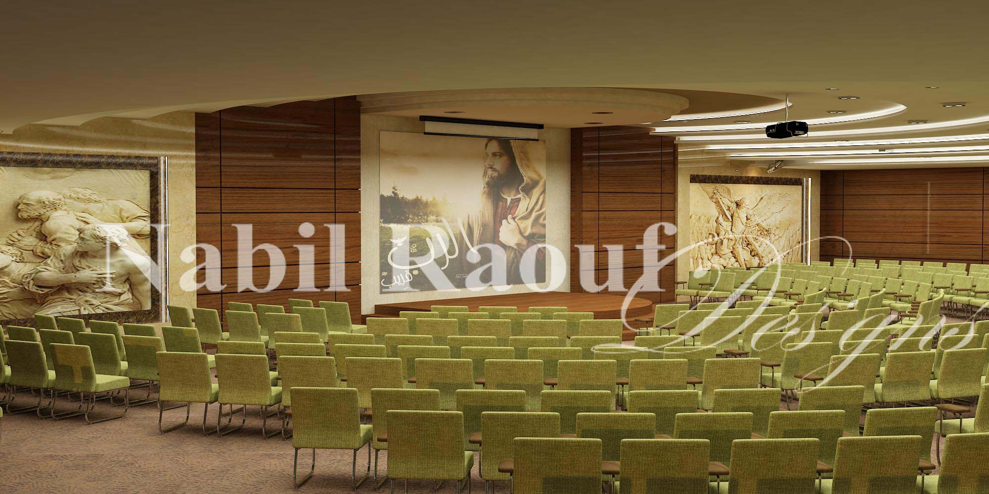 multipurpose hall-1