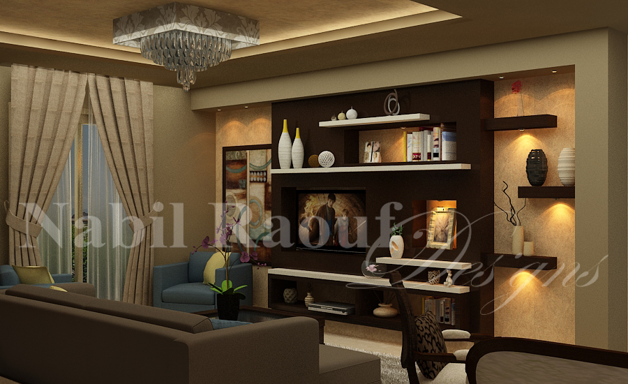 living area -2