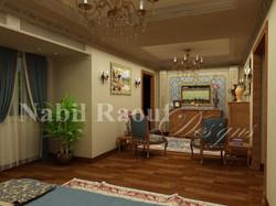 classic master bedroom-4