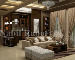 kitchen & living space -2