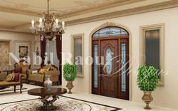 reception -entrance lobby