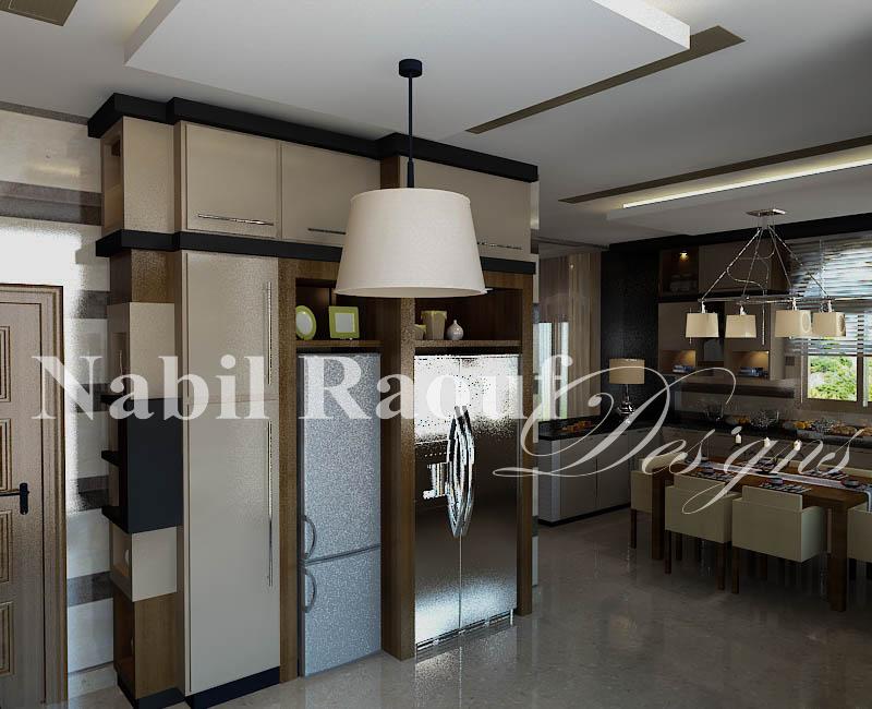 Ground Floor open kitchen-3