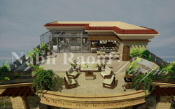 ROOF OUTDOOR LIVING SPACE -1