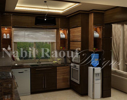 kitchen & living space -3