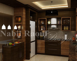 kitchen & living space -4