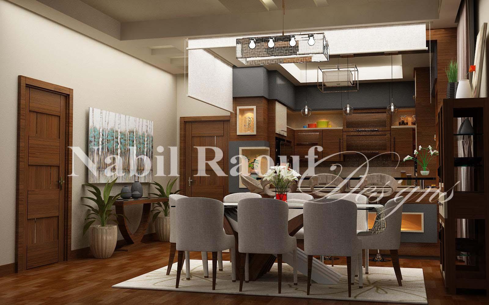First Floor  kitchen & DINING -2