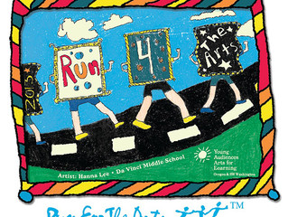 Run for the Arts - October 16
