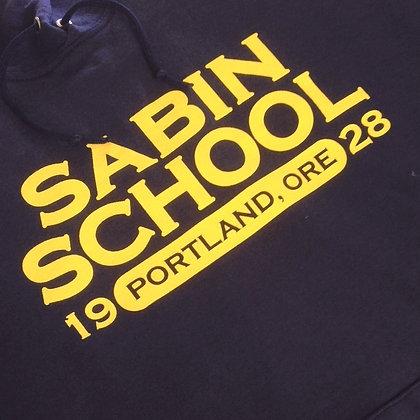 Original Sabin School Hoodie / YOUTH PULLOVER