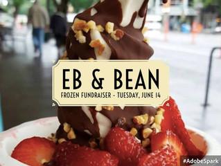 Eb & Bean Frozen Fundraiser