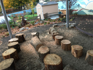 North Playground Outdoor Classroom Now Open!