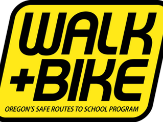 Walk and Bike to School in May