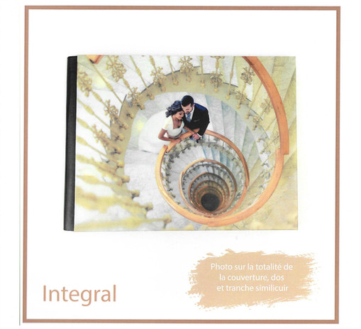 livre album book gamme integral