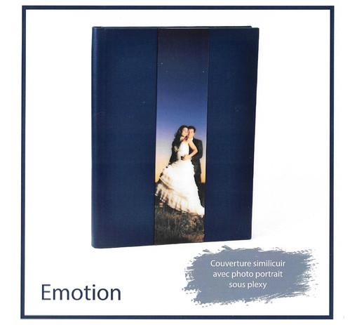 livre album book gamme emotion
