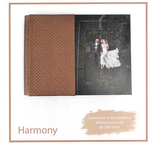livre album book gamme harmony