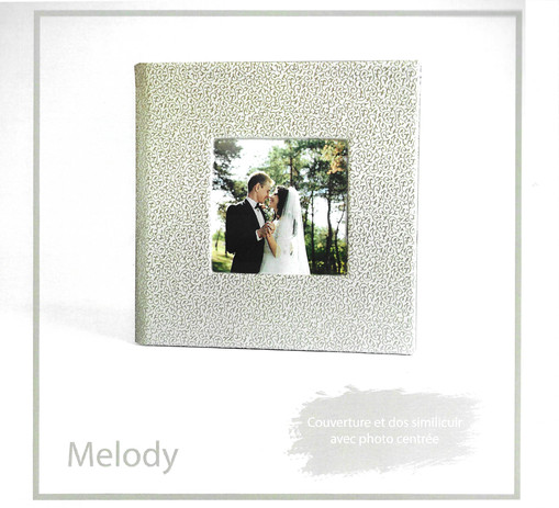 livre album book gamme melody