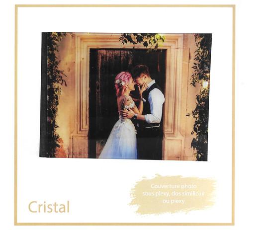 livre album book gamme cristal