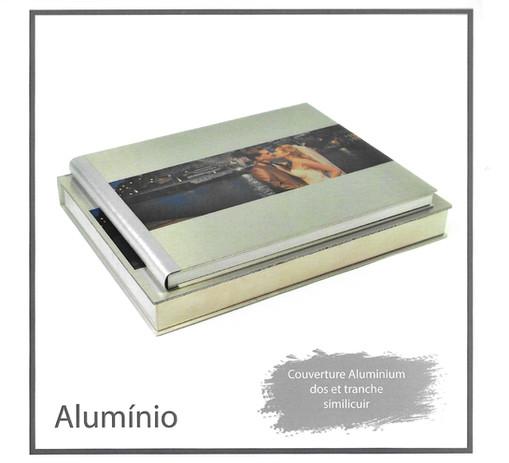livre album book gamme aluminio