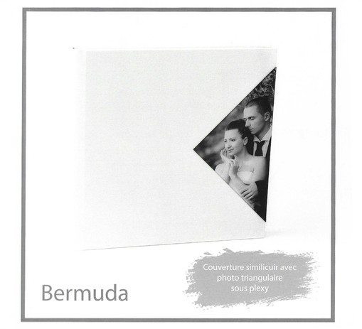livre album book gamme bermuda