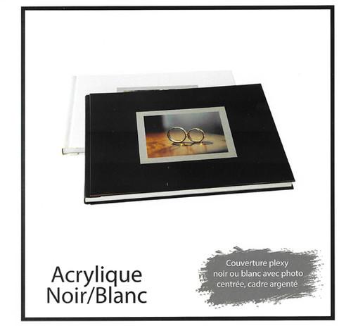 livre album book gamme acrylique
