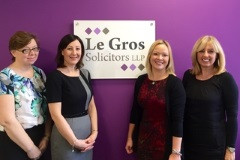 New Staff at Le Gros Solicitors