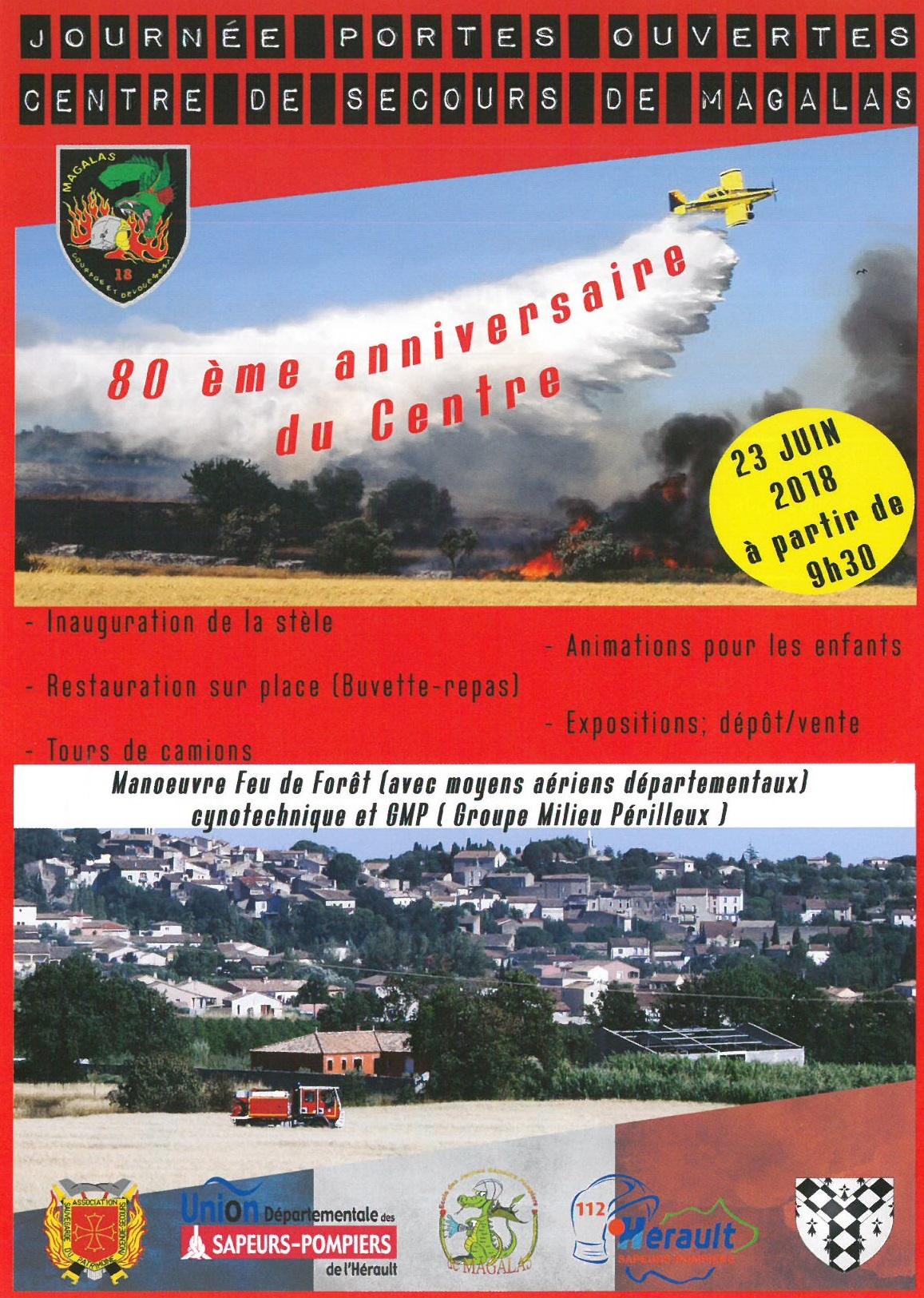 pompiers 23 juin 2018
