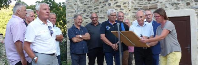 Engagement AOC Faugères