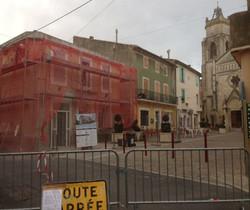 Réfection des façades  mairie
