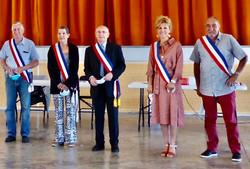 Autignac maire adjoints 2020