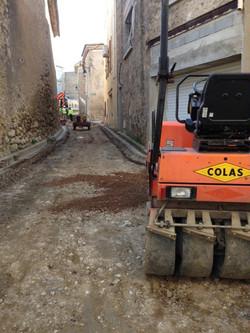 travaux rue de la République