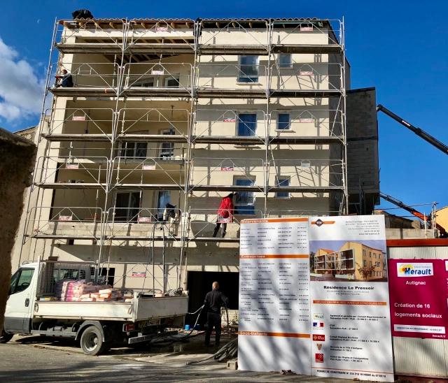 facades logements FDI