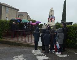Monument aux morts 8 mai 2019