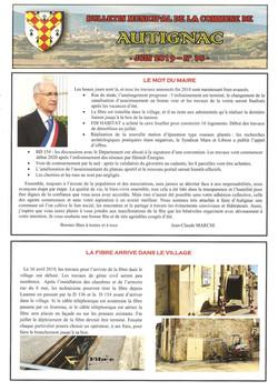 bulletin n10 page 1