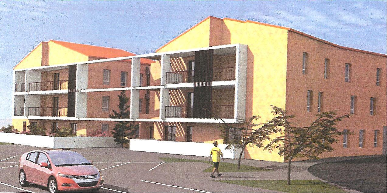 Futurs logements FDI HABITAT